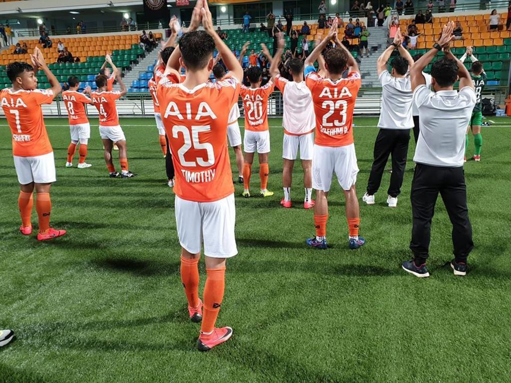 ทีมเข้าแข่งขันลดลง เอสลีก สิงคโปร์