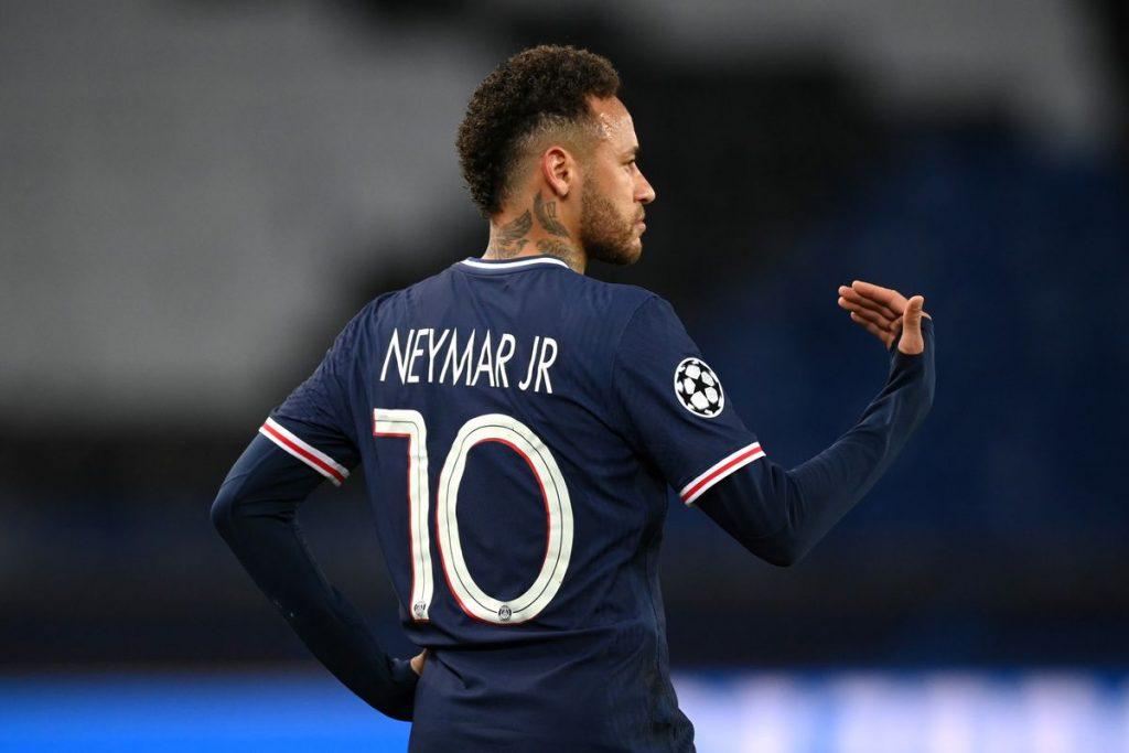นักเตะ Neymar Jr.
