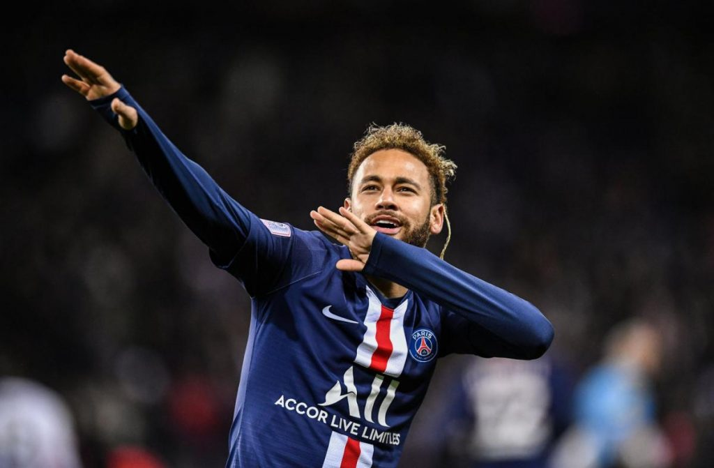Neymar Jr. ต่อสัญญา
